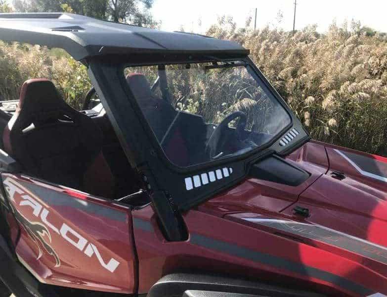 Honda Talon Glass Front Windshield