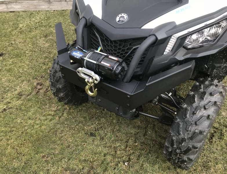 Can-am Maverick Winch Bumper, Trail & Sport