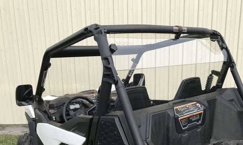 Can-am Maverick Trail Rear Window
