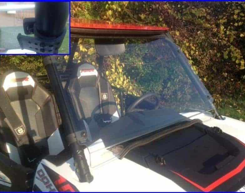 Polaris Rzr Series Full Windshield