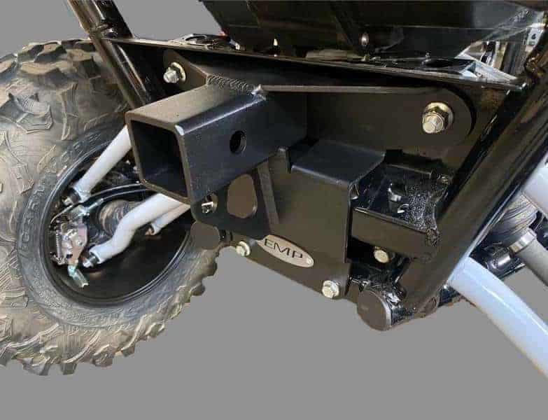 Kawasaki Krx 1000 Receiver Hitch