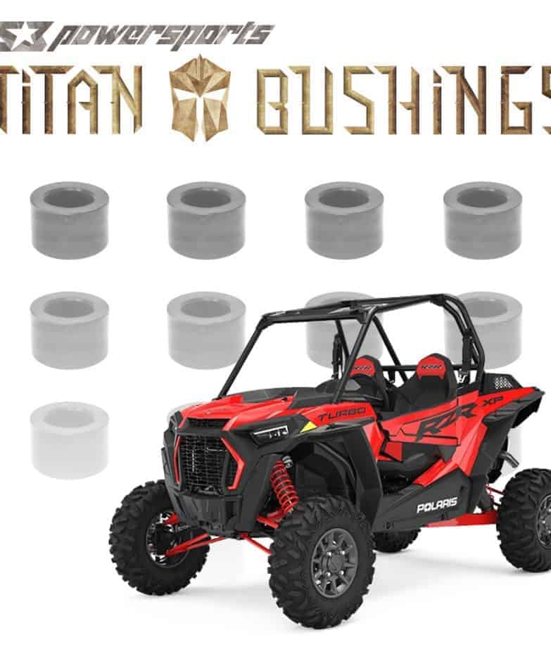 Polaris Rzr Xp Turbo A-arm Bushing Kit