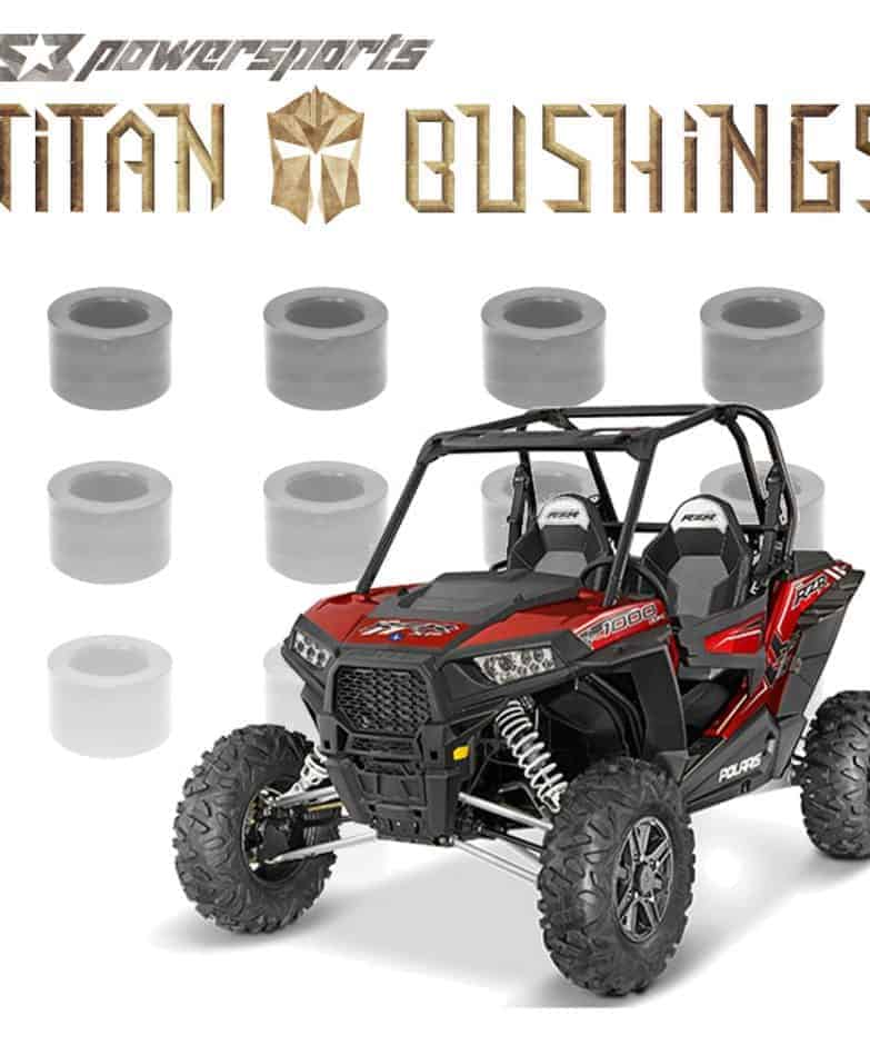 Polaris Rzr Xp 1000 A-arm Bushing Kit