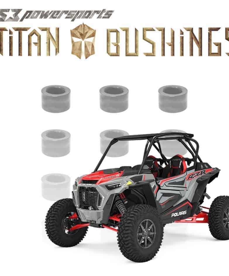 Polaris Rzr Xp Turbo S A-arm Bushing Kit