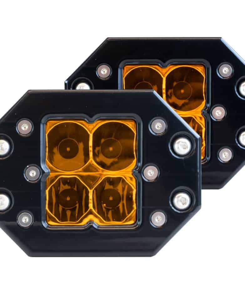 Heretic 6 Series Led Flush Mount Lights