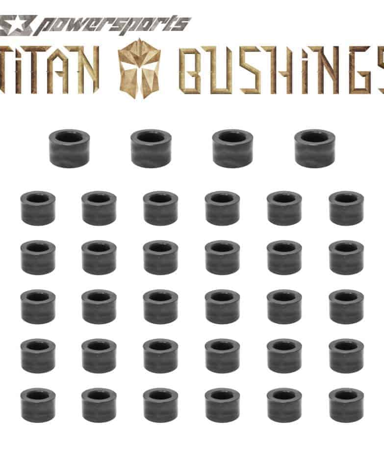 Polaris Rzr S A-arm Bushing Kit, S 900 And S 1000