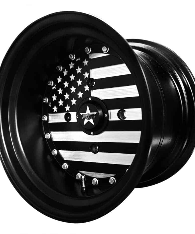 Utv Rims, Sandcraft Merica Edition Set