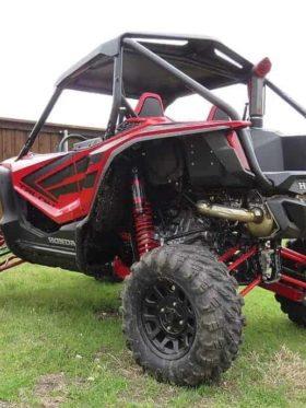 Honda Talon Snorkel Kit, Warrior Edition