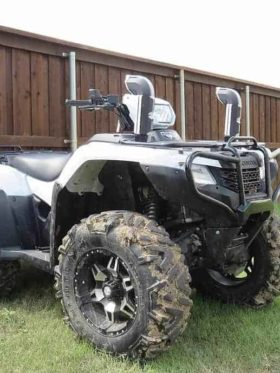 Honda Foreman Snorkel Kit, Warrior Edition