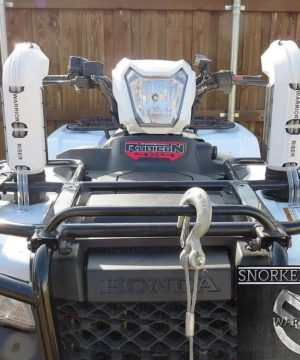 Honda Rubicon Snorkel Kit, Warrior Edition