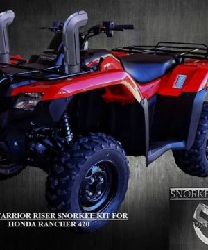 Honda Rancher Snorkel Kit, Warrior Edition