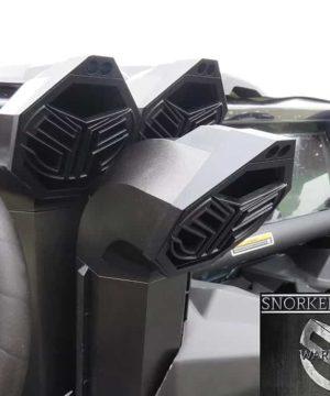 Can-am Maverick X3 Snorkel Kit, Warrior Edition
