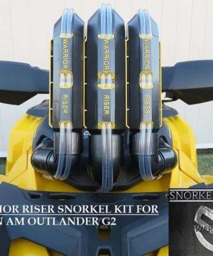Can-am Outlander Snorkel Kit, G2 Version