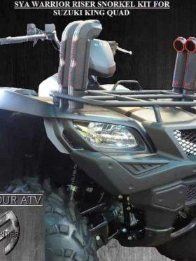 Suzuki King Quad Snorkel Kit, Warrior Edition