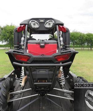 Polaris Rzr Xp 1000 Snorkel Kit, Warrior Edition