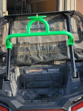 Polaris Rzr Xp Series Spare Tire Rack