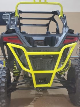 Polaris Rzr Pro Xp Rear Bumper