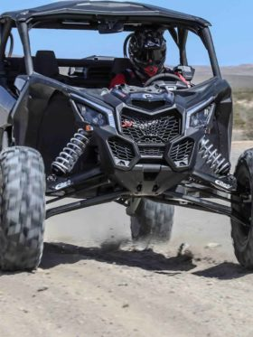 Can-am Maverick X3 Spring Kit