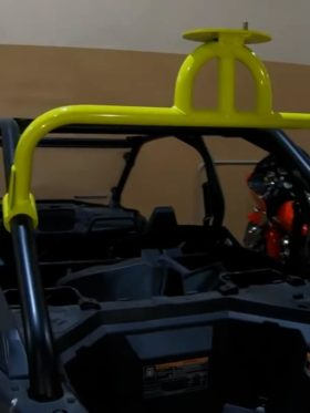 Polaris Rzr Pro Xp Spare Tire Rack
