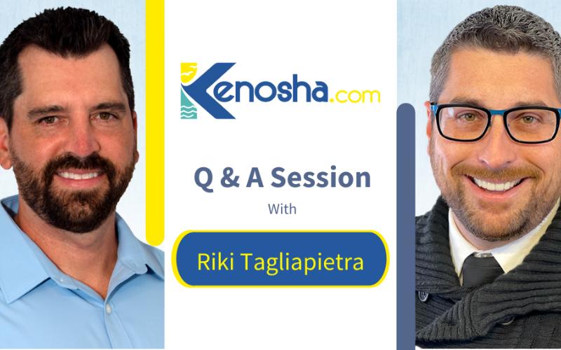 Riki Tagliapeitra Q&A
