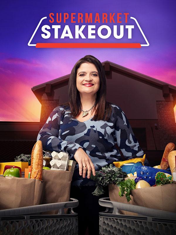 Alex Guarnaschelli, host of Supermarket Stakeout. PHOTO: FOOD NETWORK