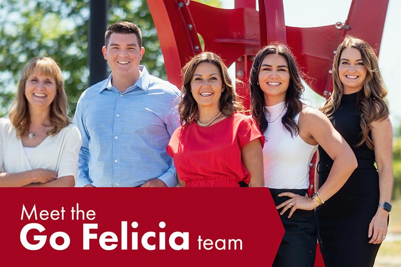 Meet the Go Felicia Team