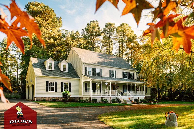 Schedule your Fall Roof Repair Now