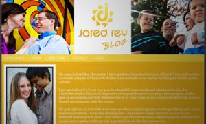 Jared Rey Blog