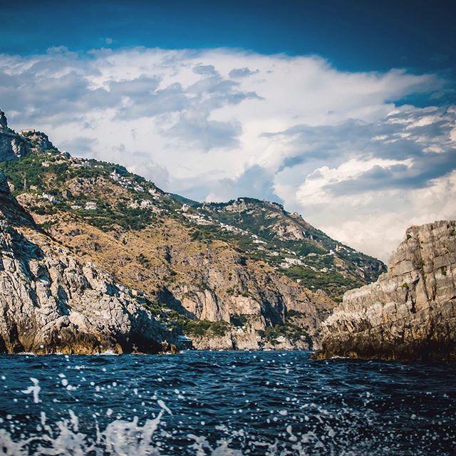 #amalficoast #italy cruising