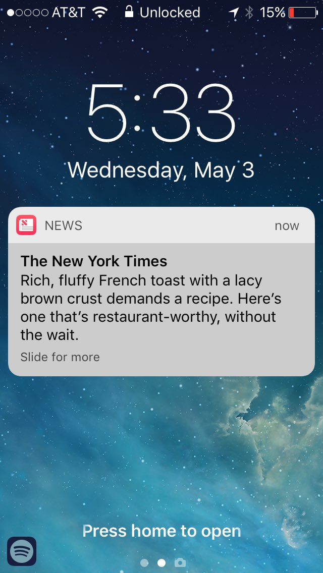 .@nytimes this isn't what I…