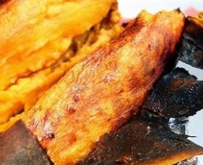 cara diet ubi Dengan Cara di panggang