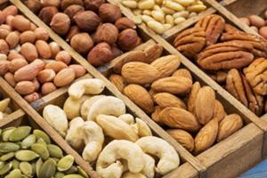 Konsumsi Aneka Jenis Kacang