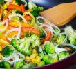8 Menu Dan Resep Masakan Vegetarian Untuk Diet
