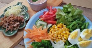cara membuat makanan sederhana untuk diet