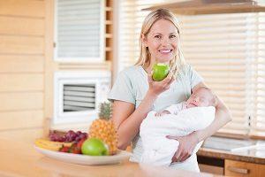menu diet setelah melahirkan