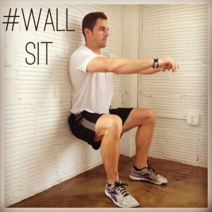 Manfaat Wall Sit