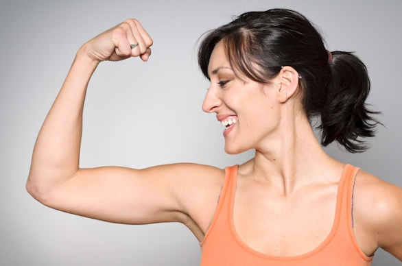 15 Cara Mengecilkan Lengan Bergelambir Paling Ampuh