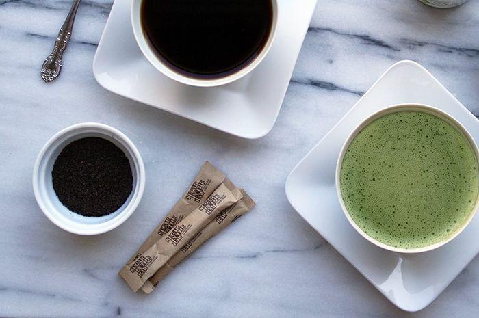 Perbandingan Teh hijau dan Kopi Hijau Untuk Diet