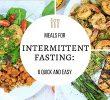 Wajib Dicoba! 10 Menu Diet Intermittent Fasting yang Lezat dan Sehat