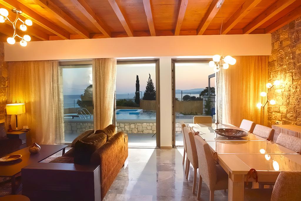 Rhodes Holiday Villa Pefkos