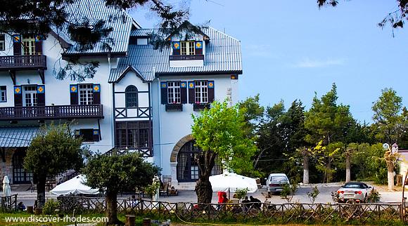 Elafos and Elafina Hotel