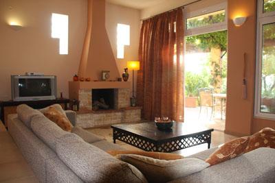 Villa Cap Jano - Living