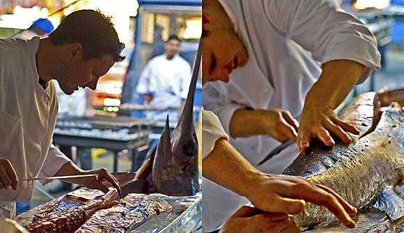 Swordfish, a classic Greek gastronomy pleasure