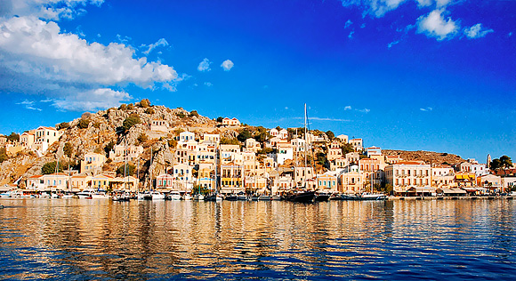 Relaxed Charms of Symi