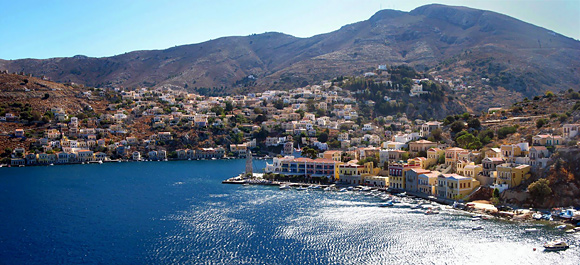 Symi's Past Life – A Chequered History