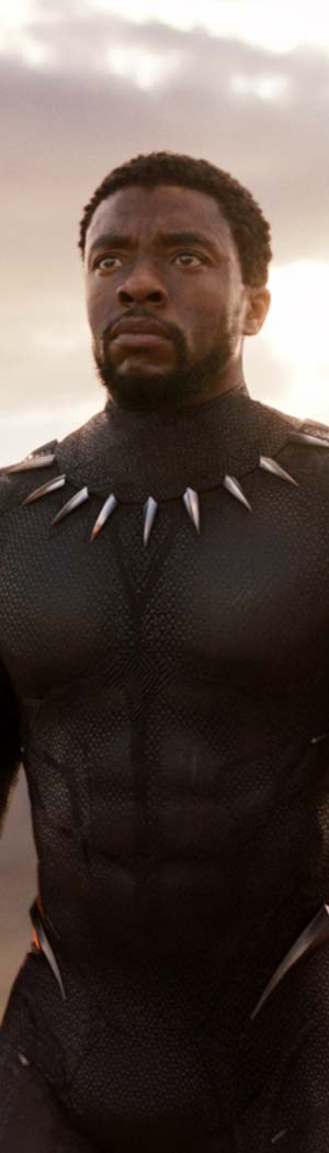 Black Panther T Challa