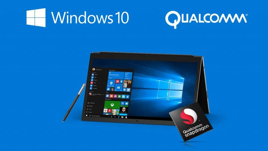 Qualcomm Windows 10 ARM