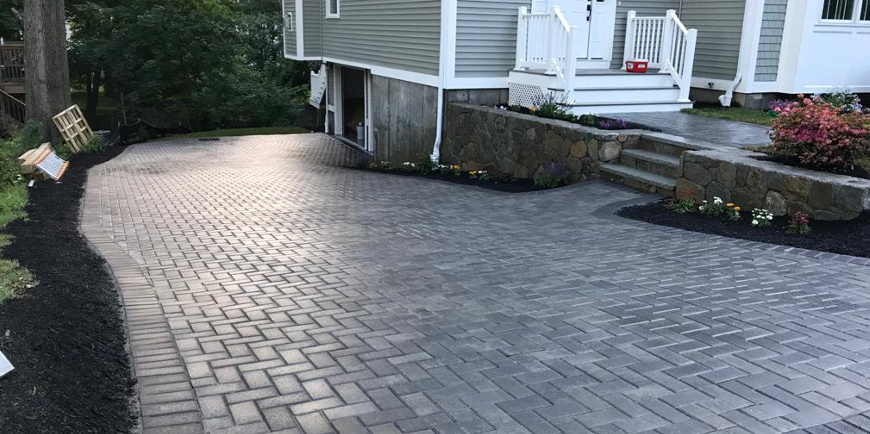 Premium Patio Masonry Contractor in Massachusetts