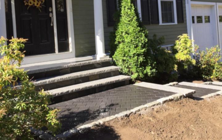 Steps Masonry Massachusetts