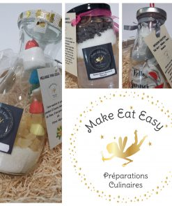 Make Eat Easy - Préparations Culinaires